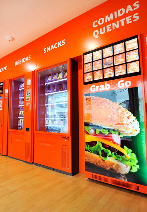 Grab&Go Store